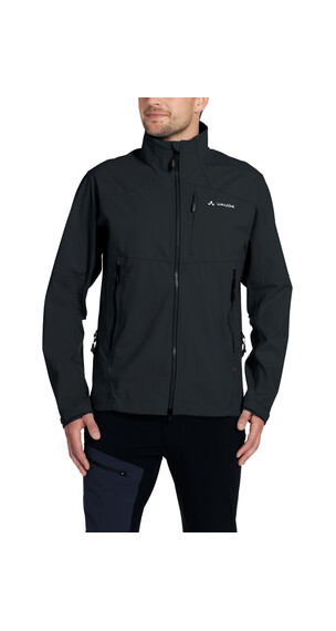 VAUDE Roccia Softshell Jacket Men black
